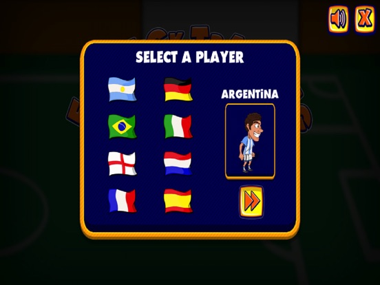 Чемпионат мира по футболу - По Скриншоты7