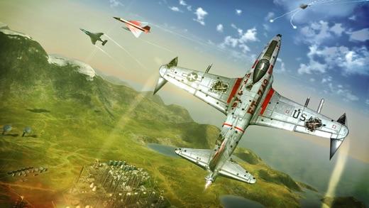 Sky Gamblers: Cold War Screenshot