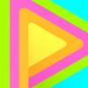 音楽の連続再生「MUSIC 」ミュージックアプリ