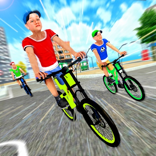 Bicycle Rider: Cycle Stunts 3D