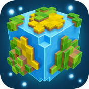 Planet of Cubes Überleben MMO