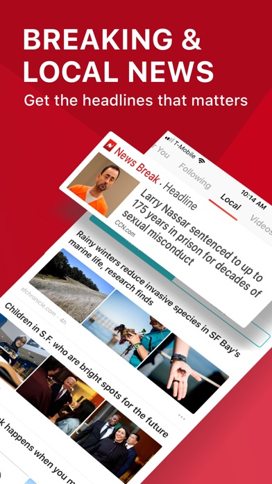 download News Break: Local & World Now apps 1