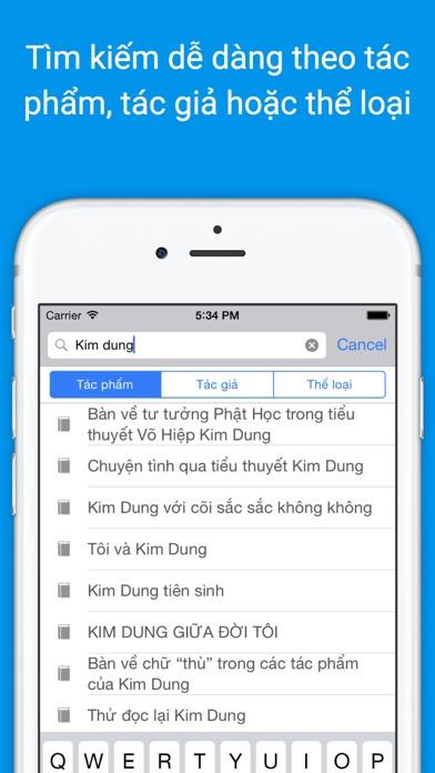 Sach Screenshot