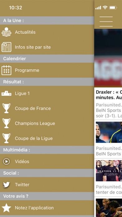 download Paris United appstore review