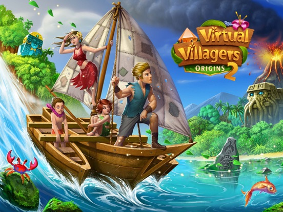 Virtual villagers origins 2 review and discussion for Vv origins 2 artisanat