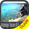 Arcipelago Toscano National Park GPS Map Navigator
