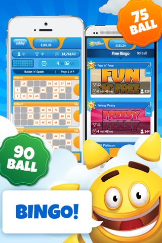 Costa Bingo screenshot 2