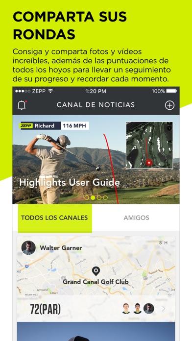 download Zepp Golf apps 3