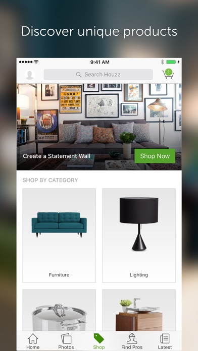 Houzz Interior Design Ideas App Report On Mobile Action