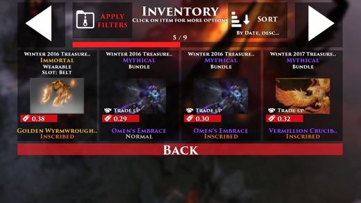 treasure simulator 2 for dota 2 on the app store