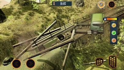 Водитель грузовика: Автостоянка автомобилей Скриншоты6