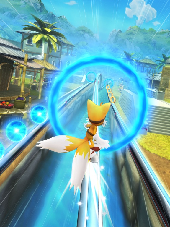 Screenshot #4 for Sonic Dash 2: Sonic Boom