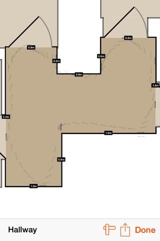 RoomScan Pro screenshot 2