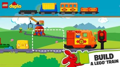 Screenshot of LEGO® DUPLO® Train1