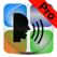音声をテキストに変換する Pro - 音声認識とディクテーションメッセージ