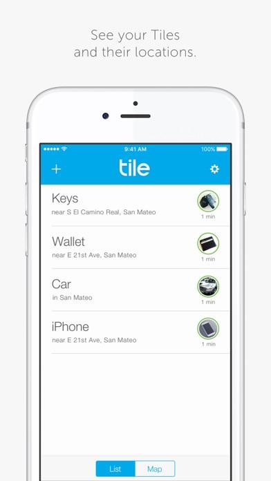 tile mate app. iphone screenshot 1 tile mate app