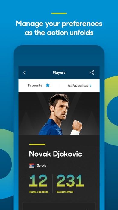 download Australian Open Tennis 2018 apps 3