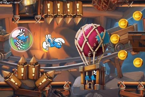 Smurfs Epic Run screenshot 4