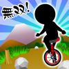無双!一輪車 - おもしろいゲーム