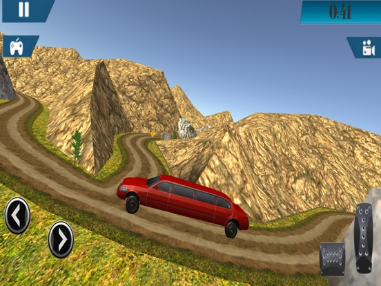 Limo 3d Driving Simulator Скриншоты5