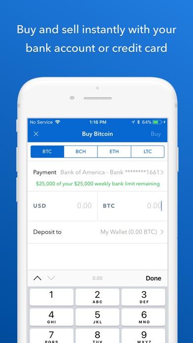 download Coinbase - Buy Bitcoin & more apps 4