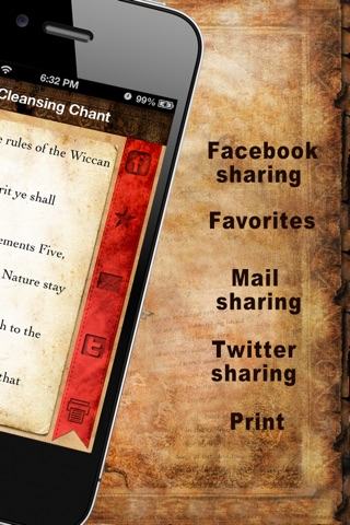 Wicca Spellbook screenshot 2
