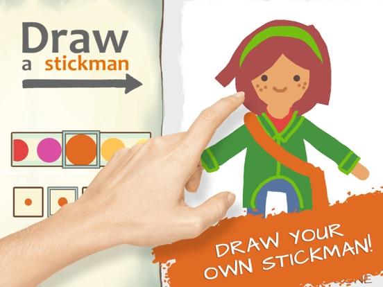 Draw a Stickman: EPIC 2 Pro iPad