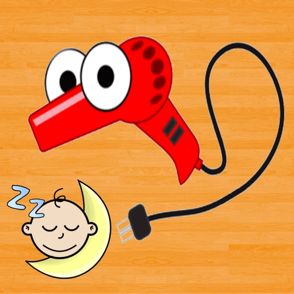 Hairdryer Sound For Baby Sleep | white noise App APK Download For