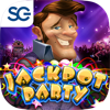 Phantom EFX - Slots! Jackpot Party Casino HD  artwork