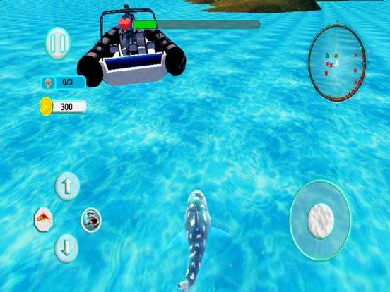 Акула Атака эволюция 3D Скриншоты7