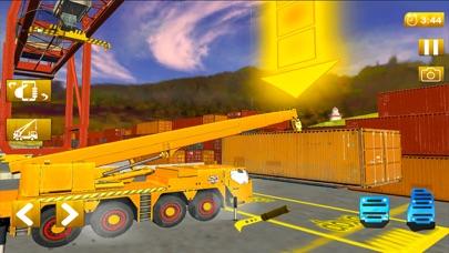 Crane Fun Sim 2017 screenshot 1