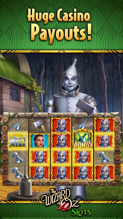 Itunes wizard of oz slots free casino crystal park hotel and casino