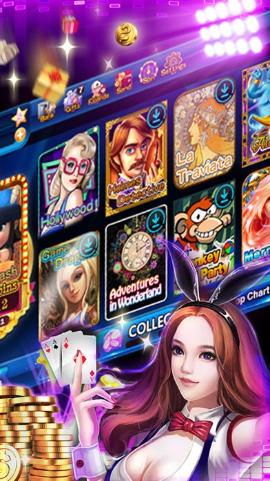 luxury casino app