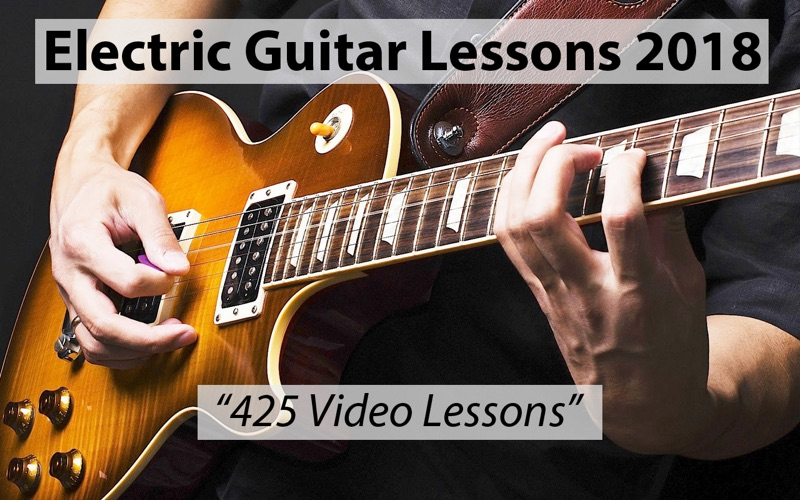 app shopper electric guitar lessons 2018 music. Black Bedroom Furniture Sets. Home Design Ideas