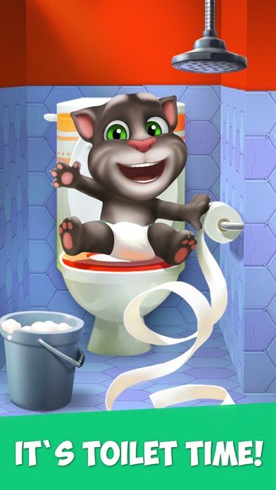 download My Talking Tom apps 1