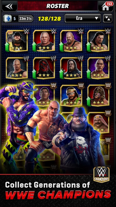 WWE Champions - Action RPG screenshot 2