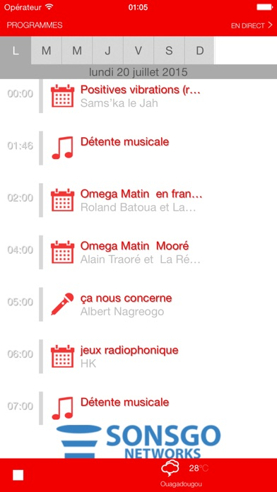 download Radio Omega (Officielle) apps 3