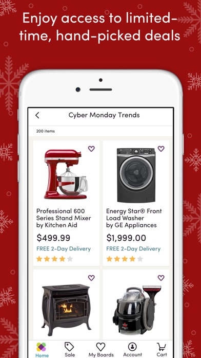 download Wayfair – Shop All Things Home apps 4