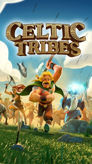Celtic Tribes - MMO