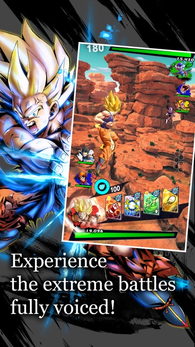 DRAGON BALL LEGENDS screenshot 2