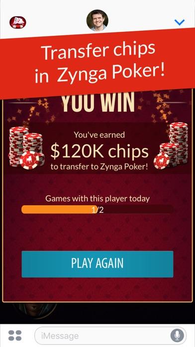 Zynga poker ipad friends