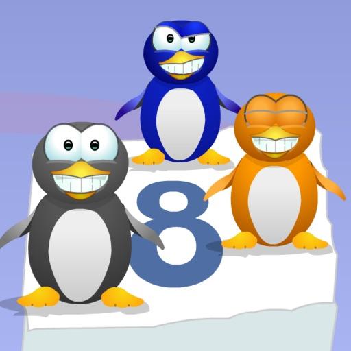 Penguin Jump Multiplication iOS App
