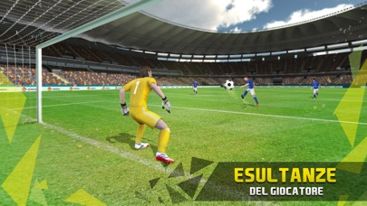 Screenshot of Soccer Star 2018 World Legend2