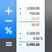 CalcTape Калькулятор заметками