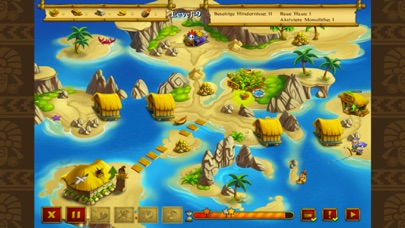 Tales of Inca: Lost Land iOS Screenshots