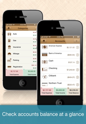 Money Monitor Pro screenshot 2
