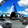 Cargo plane car Simulator 3D