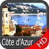 Côte d'Azur HD Cartes Nautique