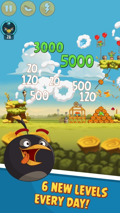 Screenshot of Angry Birds Classic5