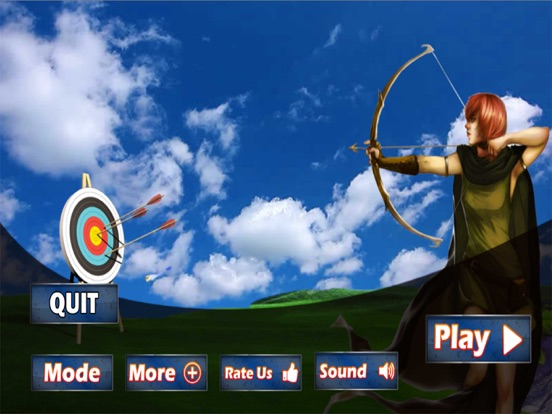 Archery Lords Shooting Скриншоты6